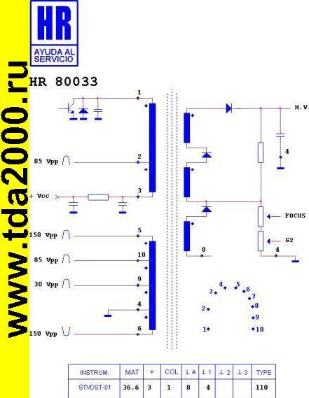 ТДКС 6174V-6006 E