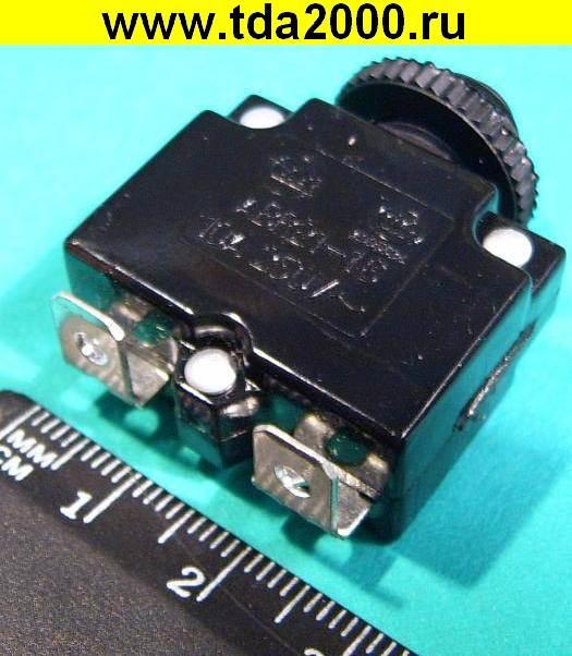 Термопредохранитель многоразовый - 159f