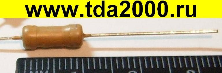 Резистор 3,9 ом 2вт