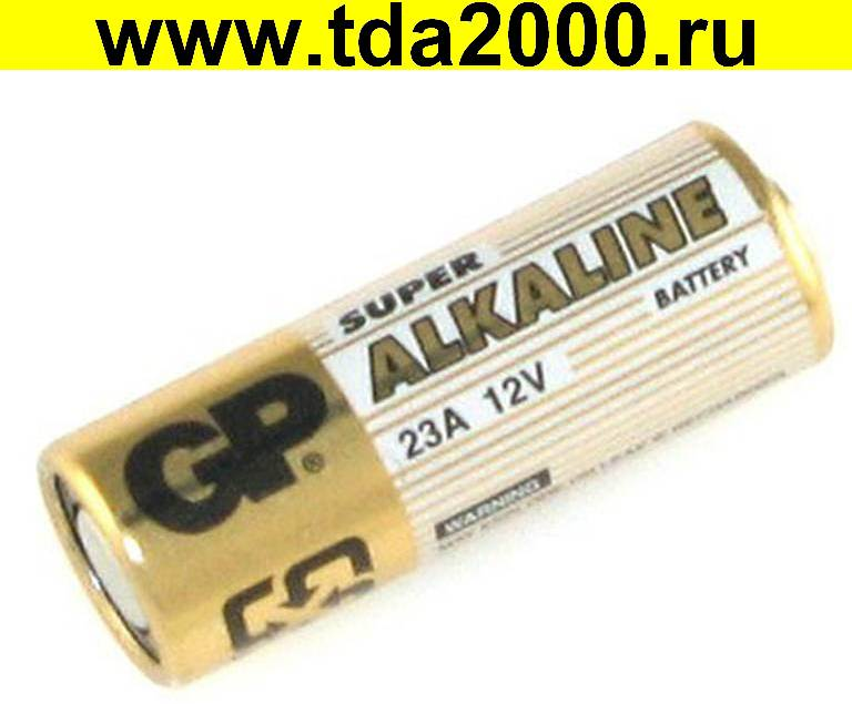 Батарейка 12в Батарейка 23A 5бл Standard Golden Power 12в