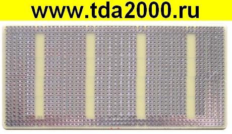 Платы макетные Макетная плата D3 145х70мм двухсторонняя.
