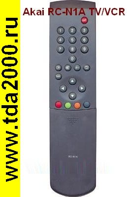 Пульты Пульт Akai RC-N1A TV/VCR